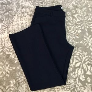 Old Navy Navy blue dress pants size 16